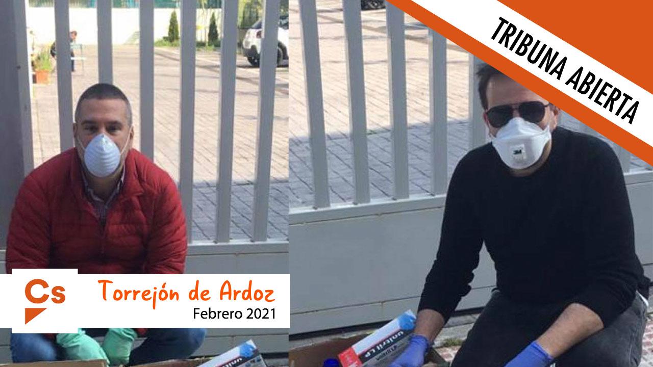 Opinión | El grupo municipal Ciudadanos de Torrejón pide un reconocimiento para los trabajadores municipales
