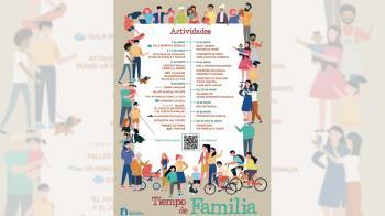 Del 7 al 30 de Mayo las familias del municipio podrán apuntarse a talleres de baile, deportivos e incluso medioambientales para pasar tiempo juntos