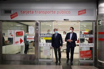 La Comunidad de Madrid avanza que la oferta del suburbano será del 100% y aprueba una compensación para el abono transporte