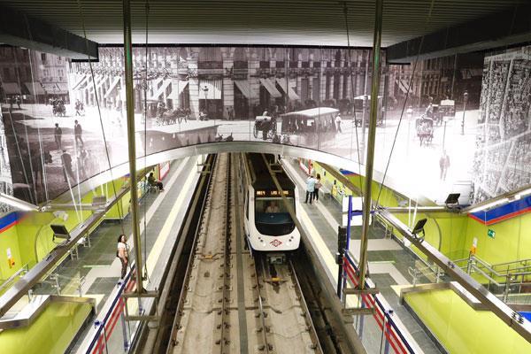 Metro de Madrid invierte 16,5 millones en el mantenimiento de sus instalaciones