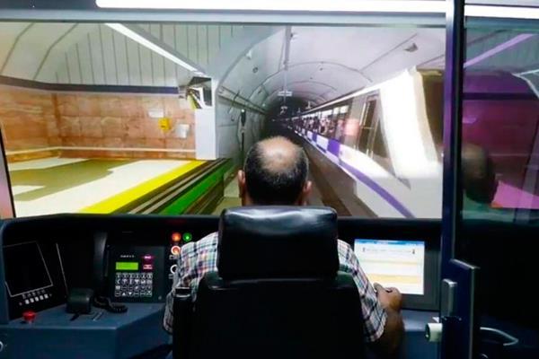 Se llevarán a cabo labores para garantizar la seguridad y calidad de la infraestructura de la línea de Metrosur