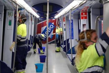"""El consejero de Transportes, Ángel Garrido, sostiene que las medidas se mantendrán """"muchos meses"""""""