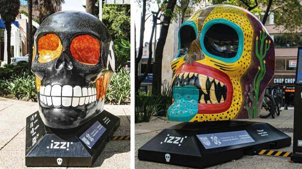 Tras su paso por México o Francia, Torrejón albergará la iniciativa cultural funeraria mexicana