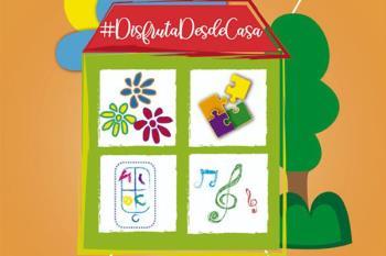 Actividad promovida por la Delegación de Infancia para fomentar el entretenimiento de los más pequeños