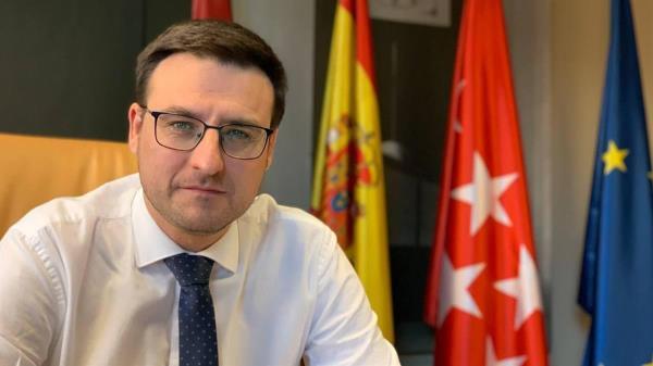Arranz también ha anunciado que deja de pertenecer a Ciudadanos