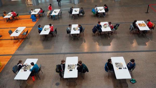 Superó a la, también, ajedrecista del Collado Villalba Lulu Zhou