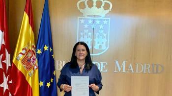 """Cortés: """"Mi condición de diputada regional refuerza mi compromiso con los mostoleños"""""""
