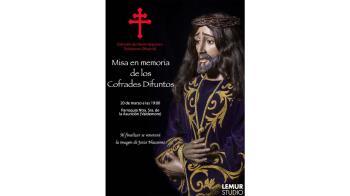 Tendrá lugar el próximo 20 de marzo en la Parroquia de Nuestra Señora de la Asunción