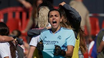 Futbolistas, deportistas y clubes europeos han apoyado a Misa, la portera del Madrid