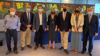 También ha destacado la estrategia del Gobierno regional contra la pandemia por COVID-19