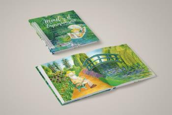 Publicaciones Arte en Mente junto Mr. Momo presentan un nuevo libro para niños y niñas