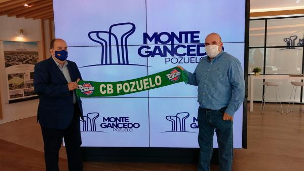 Montegancedo continúa con su compromiso con el municipio y patrocina el Club Baloncesto Pozuelo
