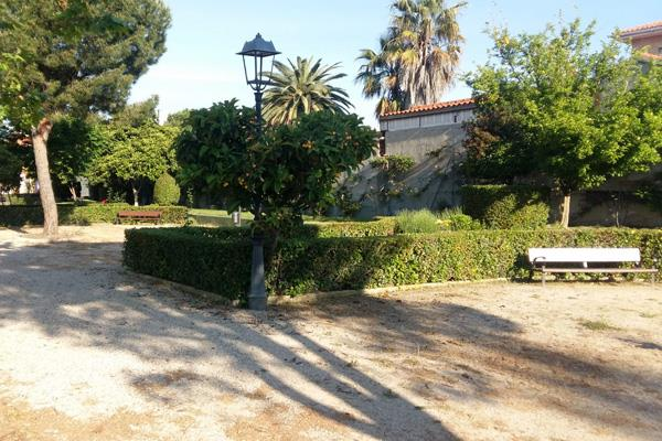 Moraleja de Enmedio acondiciona parques y jardines