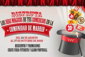 La Comunidad de Madrid lanza una nueva edición de la campaña, que se extenderá hasta el mes de octubre