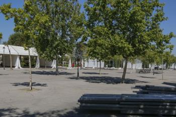 Los fuertes vientos mantendrán cerrados las áreas verdes del municipio hasta el Sábado 3 de Octubre