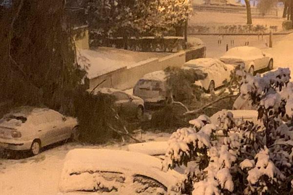 ¿Móstoles está preparado para el temporal de nieve?