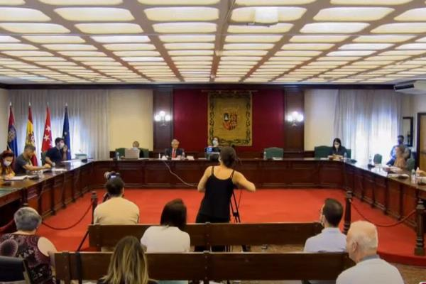 Móstoles pide que la Comunidad de Madrid aumente las plazas en residencias