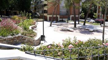 Con esta actuación se ha dado por finalizado el proyecto por el cual se ha transformado un espacio público