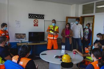 Las funciones de los trabajadores municipales han sido clave durante la crisis sanitaria para dar respuesta a las necesidades de la ciudadanía