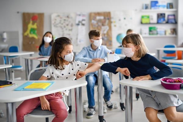 Móstoles repartirá mascarillas en los colegios