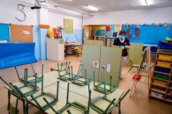 Los trabajos de limpieza se llevarán a cabo tanto en los exteriores como en el interior de los espacios