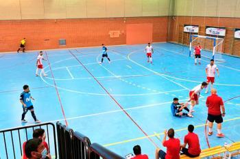 El filial interista cayó ante el Leganés F.S. por 6 a 1 en las semifinales de los playoffs
