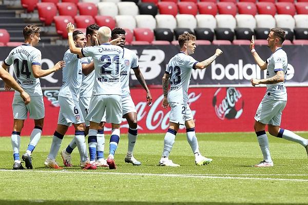 El Atlético logra un insípido empate en San Mamés tras el parón futbolístico