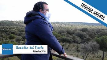 Opinión | Javier Úbeda, alcalde de Boadilla, nos remite la tribuna de diciembre