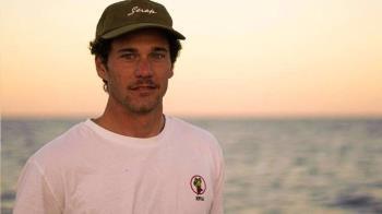 El deportista estaba en Puerto Escondido, México, famoso por sus grandes olas
