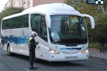 Las empresas de autobuses madrileñas demandan soluciones a Sánchez