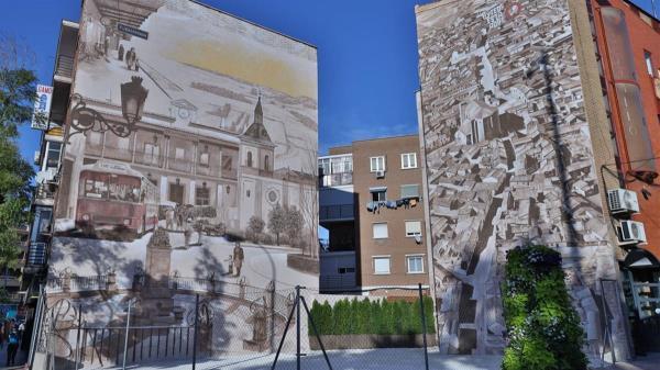 Estas obras de arte nos trasladan al pasado de nuestra ciudad
