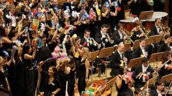 Participan la Orquesta Metropolitana de Madrid y el Coro Talía con obras como