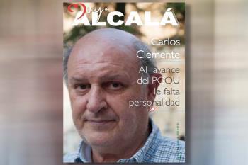 En su edición número 22 el arquitecto de la UAH Carlos Clemente alegra nuestra portada para dar paso a todos los contenidos de actualidad de la ciudad