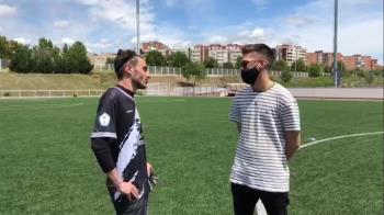 Mario y Nacho atienden a Soy de Torrejón tras avanzar a las semifinales de playoff