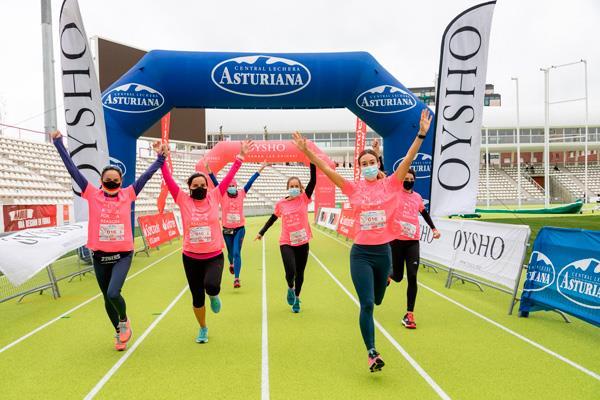 Nada frena a nuestras mujeres: 29.000 corredoras se unen a la Carrera de la Mujer desde la distancia