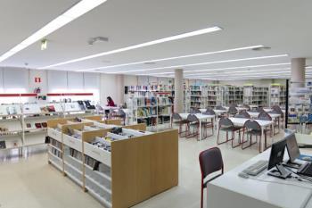El aula ubicada en la Biblioteca Municipal Marcos Ana abre el 1 de julio