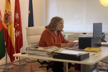 La alcaldesa se ha preguntado dónde está la medicalización de las residencias de mayores