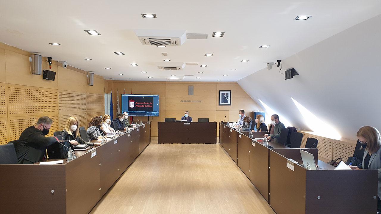 La propuesta se ha aprobado por unanimidad en el Pleno Municipal