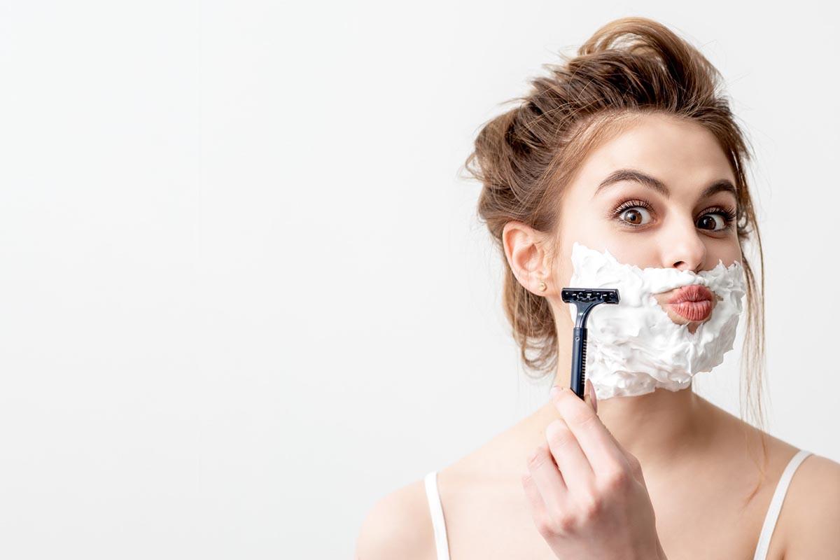 Cuando los pelos faciales suponen un problema, hay que buscar soluciones
