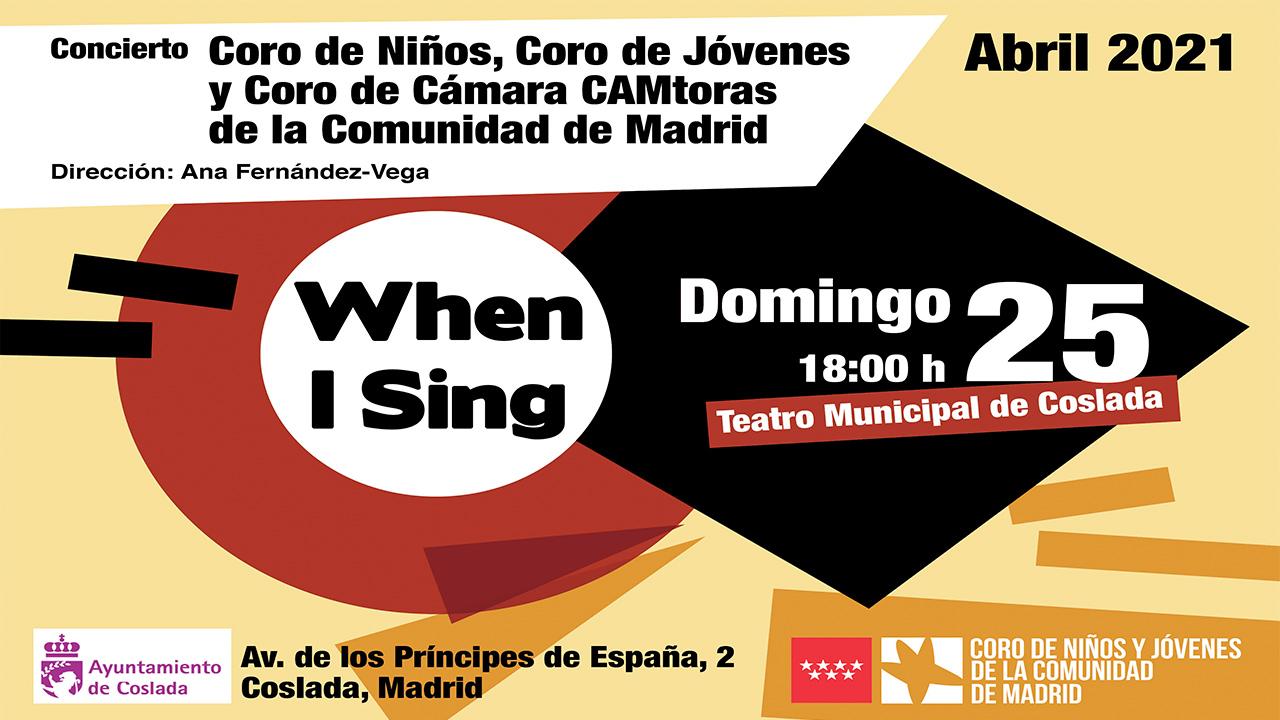 Cosalda acoge el concierto del Coro de Niños y Jóvenes