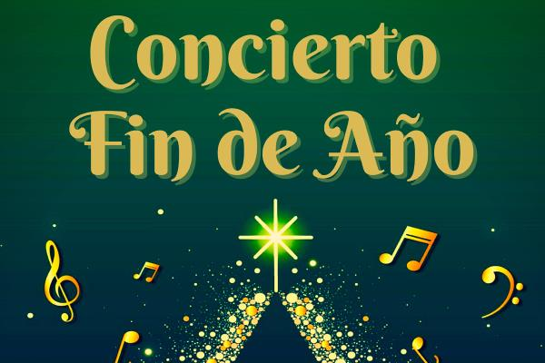 ¡No te pierdas el Concierto Fin de Año de Arroyomolinos!
