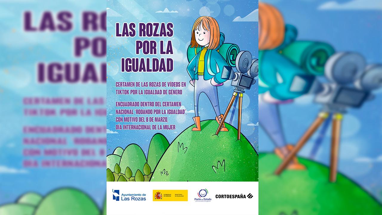 Las Rozas presenta su nuevo certamen incluido en la XXX Semana de la Mujer