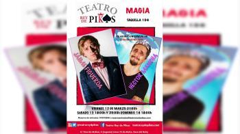 Descubre la programación para este fin de semana del Teatro Rey de Pikas