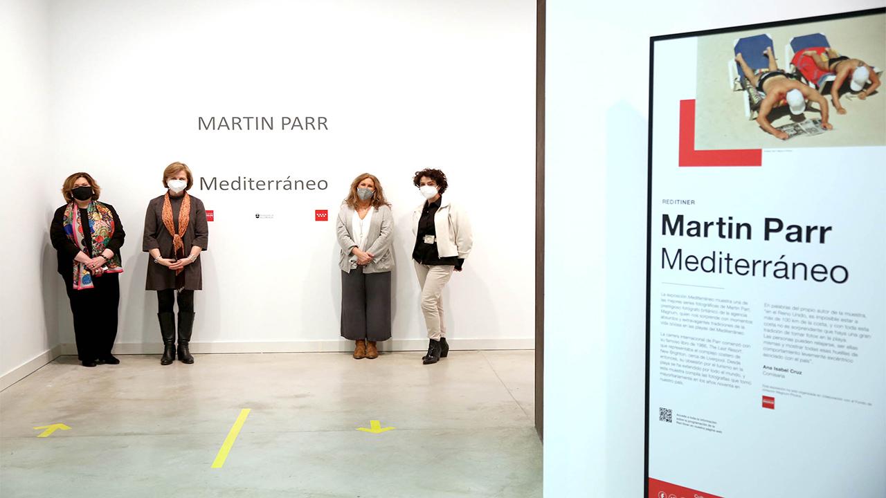 Alcobendas acoge la muestra 'Mediterráneo'
