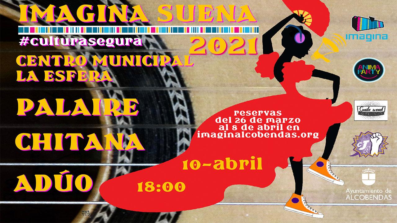 Llega 'Imagina Suena' a Alcobendas