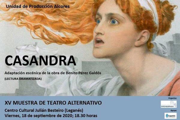 No te pierdas la XV Muestra de Teatro Alternativo de Leganés