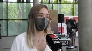 La líder de los populares de Fuenlabrada toma posesión como portavoz adjunta del PP en la cámara madrileña