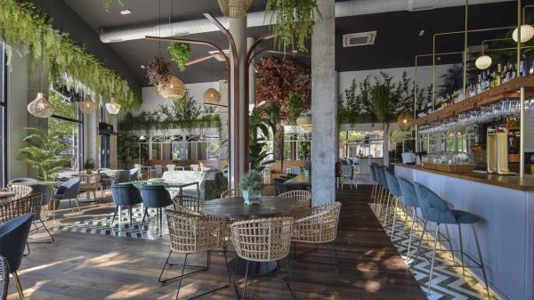 Es el segundo restaurante que instala la cadena en Alcalá
