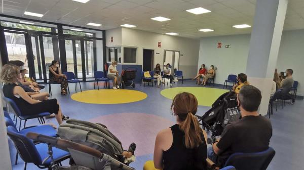 En los próximos días se estarán realizando las visitas para que las familias puedan conocer el centro en profundidad