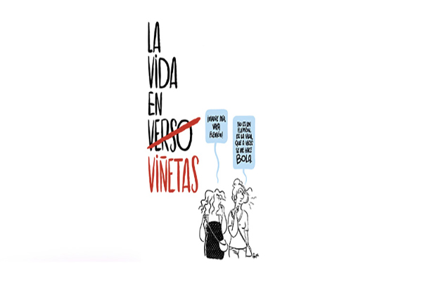 Raquel Gu presenta su nuevo trabajo 'La vida en viñetas'